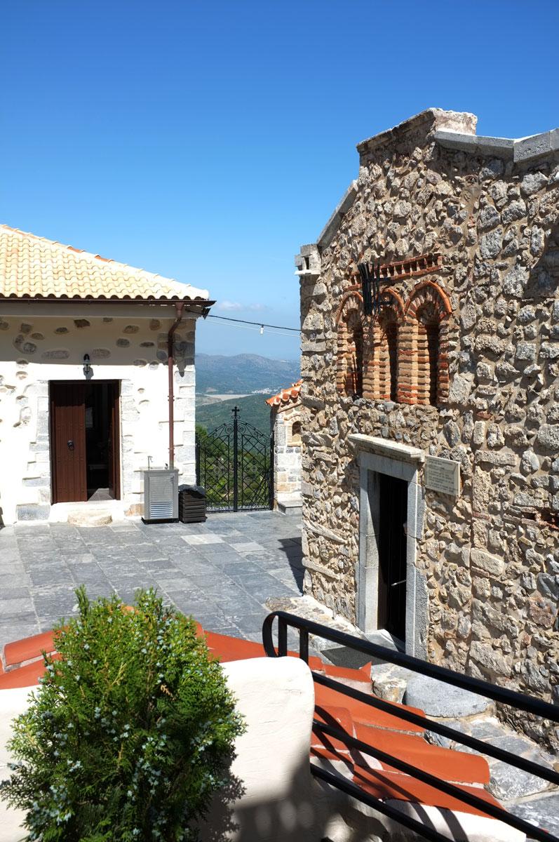 Kreta, Berge