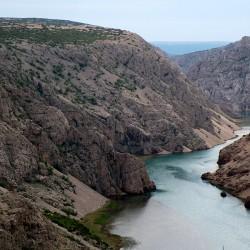 Kanjon Zrmanje Od Obrovca Do Ušća