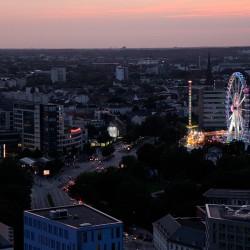 Hamburg von oben, Nachtmichel