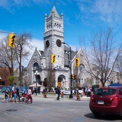 Kingston, Ontario, Kanda